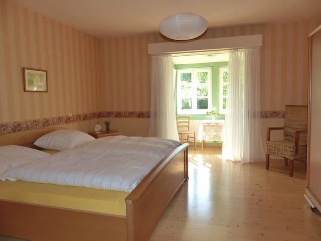 DZ in der idyllischen Hockenmühle - Horbruch - Casa