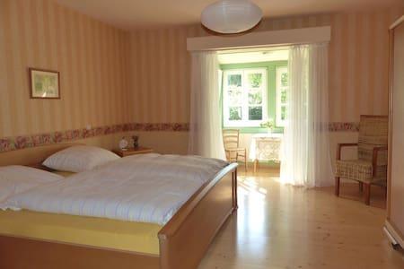 DZ in der idyllischen Hockenmühle - Horbruch - Haus