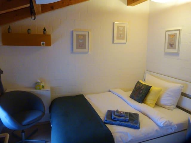 Gemütliches Einzelzimmer - Rheinfelden - Bed & Breakfast