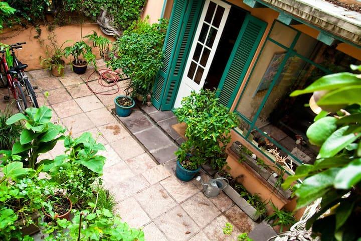 Luminoso y tranquilo en Palermo ,desayuno incluido
