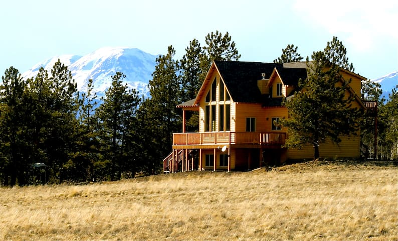 The Cabin at Trout Creek