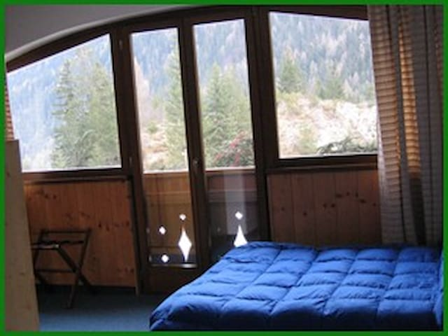 Dolomiti room with view