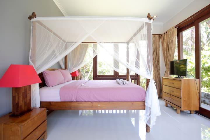 Private guest house, Balian beach  - Tabanan - House