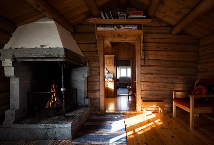 Cozy log cabin in Rondane - Mysusæter - Chatka