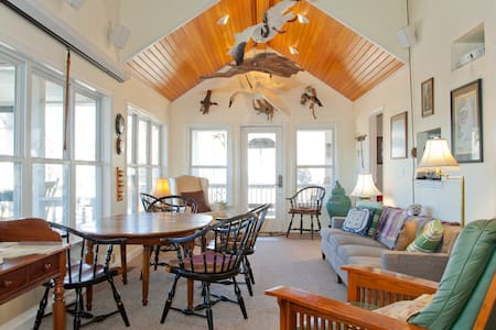 Cape Fear River Retreat - Burgaw - Maison