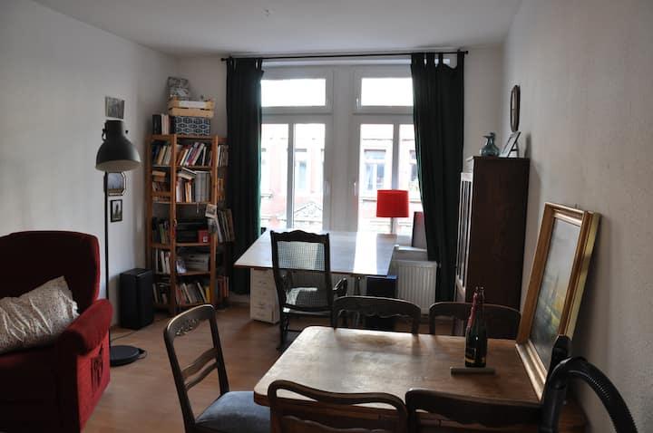 Schöne Wohnung in Plagwitz