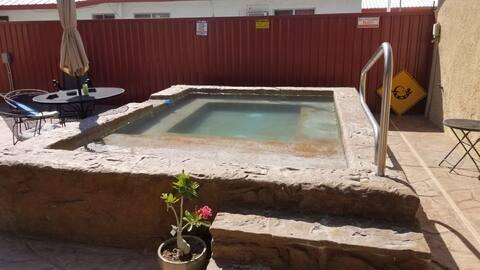 Mineral Hot Springs near Rio Grande Unit C