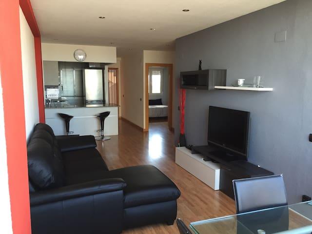 Apartamento en Arenales playa - Los Arenales del Sol - Appartement