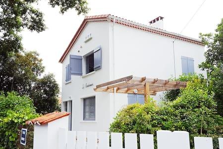 Jolie villa très bien située, plages, restaurants - Saint-Palais-sur-Mer - Villa