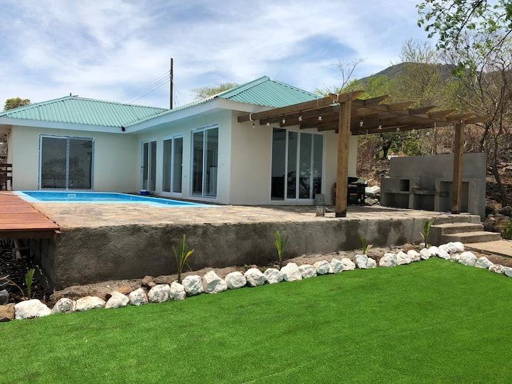 🏖️ Casa de playa (Isla de Amapala)⚡⭐