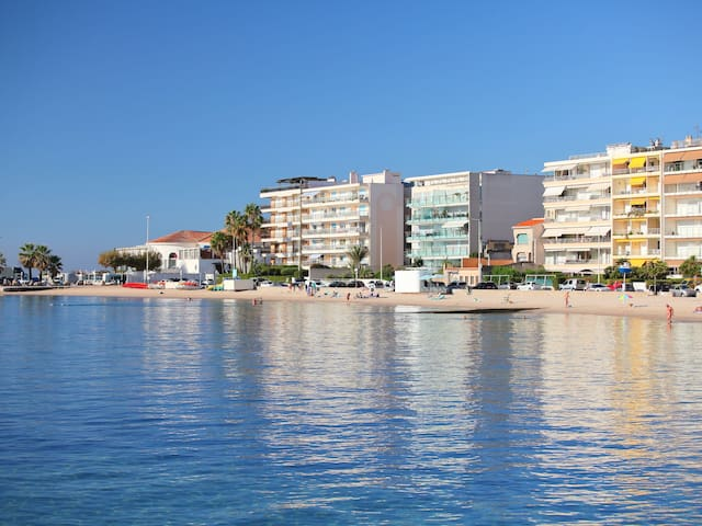 2-room apartment Cannes Bay for 4 persons