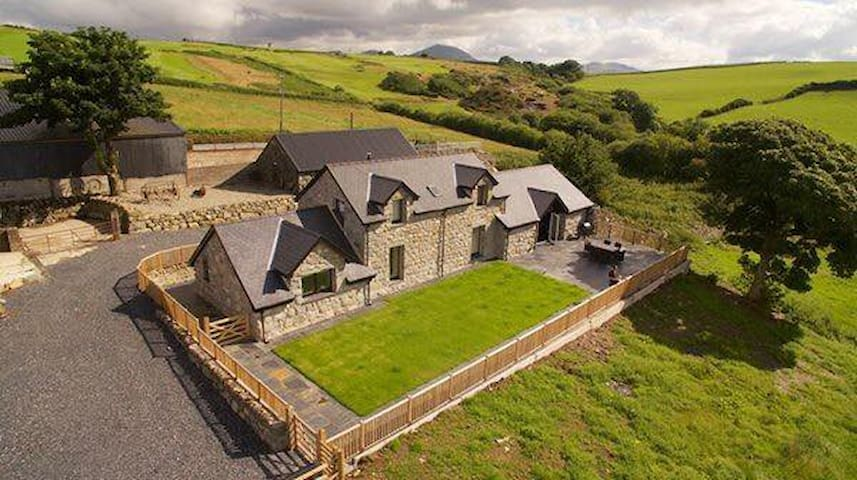 Luxury converted stable