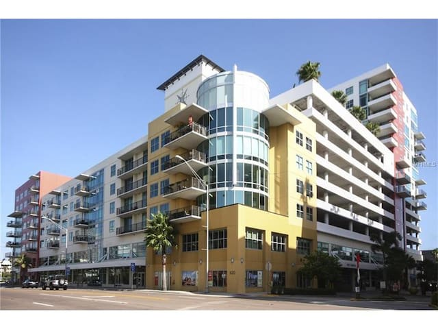 Ntl Championship - Urban Studio in Channelside - Tampa - Appartement