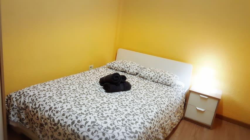 Habitacion Doble(Valencia Centro) - València - Appartamento
