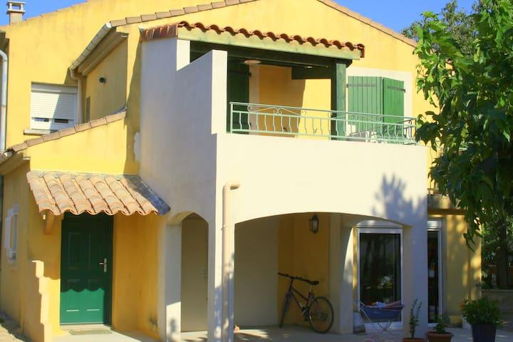 Appartement cosy dans mas rénové - Saint-Just - Flat