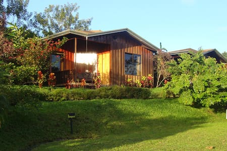 $95 KOKORO ARENAL GREAT VALUE Cabin - La fortuna de Alajuela - Blockhütte