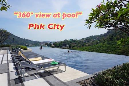 The New Charming Place @Phuket Town - Ratsada - Kondominium