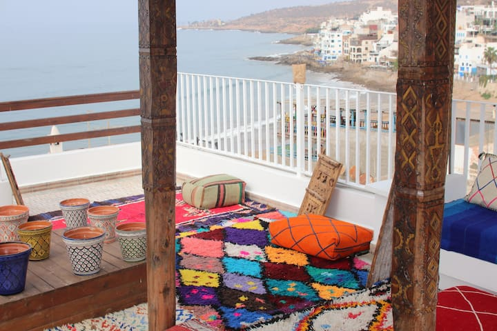Taghazout Sea Surf Hotel