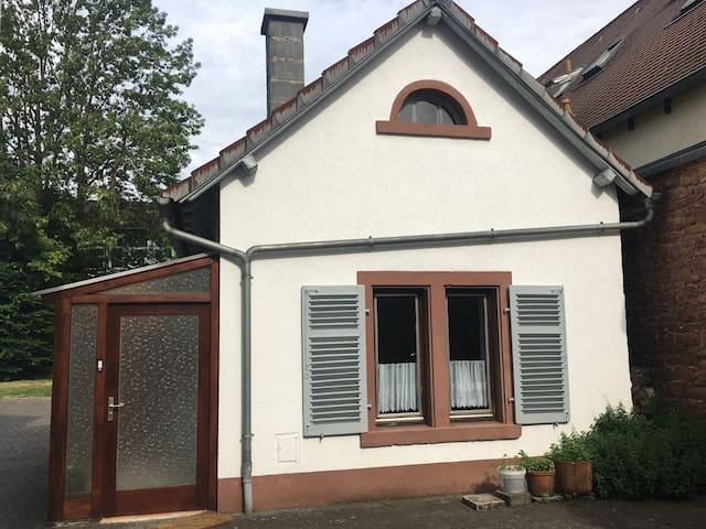 Klitzekleines Haus - zentral & barrierefrei