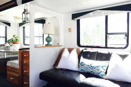 Cozy and inviting RV - Spokane - House
