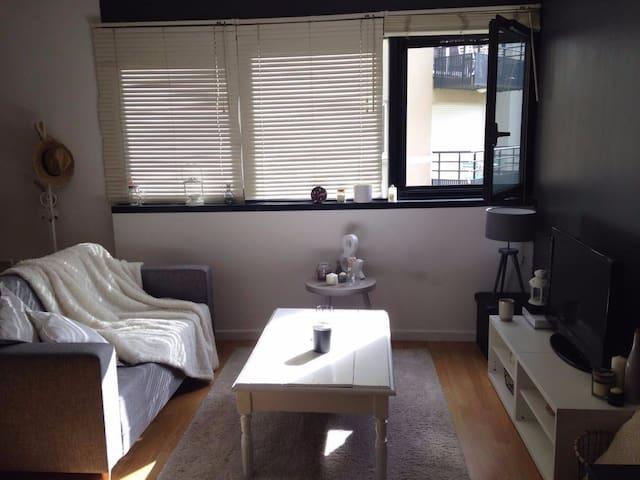 Appartement 33m² dans le Vieux Lille