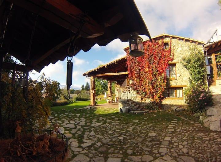 Casa rural al Pirineu més autèntic