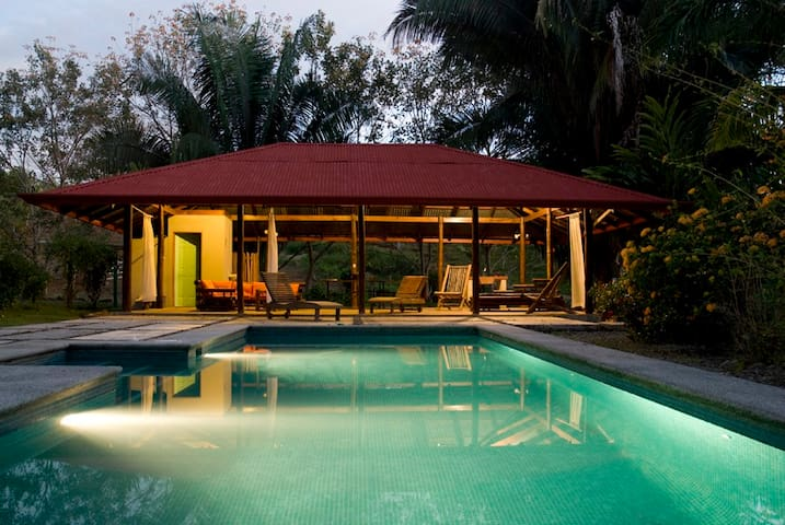 Rent the River House with Pool - Uvita - House