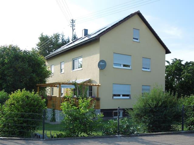 Ferienwohnung Krallert - Rennertshofen - Lägenhet