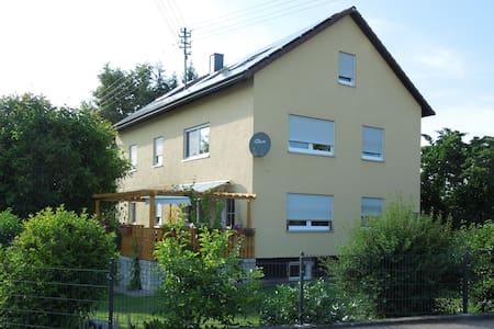 Ferienwohnung Krallert - Rennertshofen - Byt