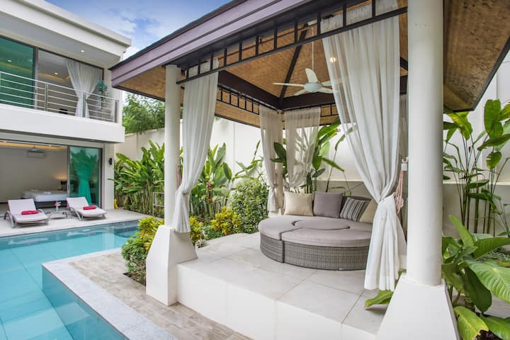 KA Villas most Stunning Property L⩯shaped Big Pool