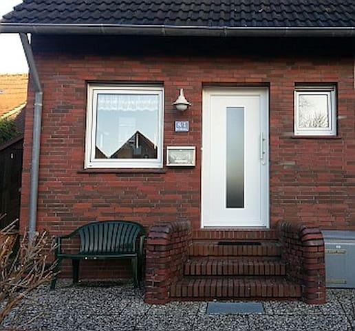 Utkiek - Deich-Ferien-Haus, Nordsee - Dornum - Hus