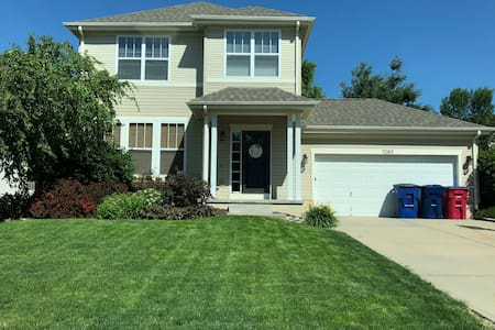 Northridge Nest- 20 min from downtown Omaha
