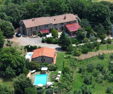 Country Inn Casa Mazzoni Oasis of tranquility - Roccastrada - Bed & Breakfast