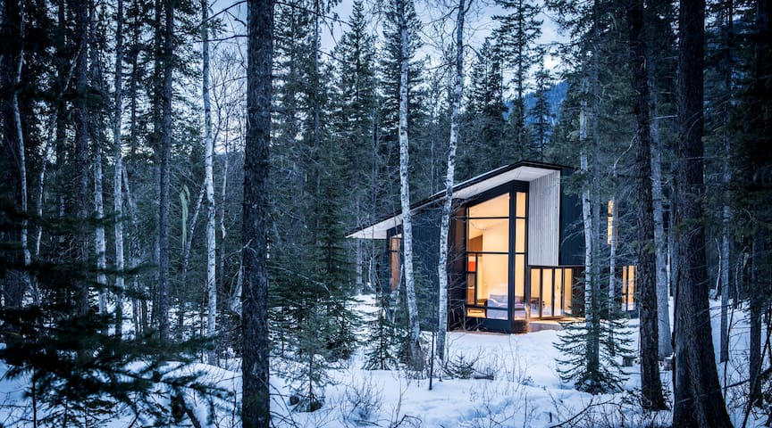 Ultimate Modern Escape - Golden BC - Columbia-Shuswap A - Cabane