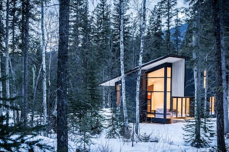 Ultimate Modern Escape - Golden BC - Columbia-Shuswap A - Casa de campo