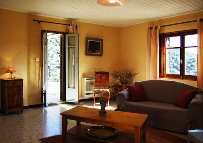 Wonderful flat in Balagne - Pietralba - Huoneisto