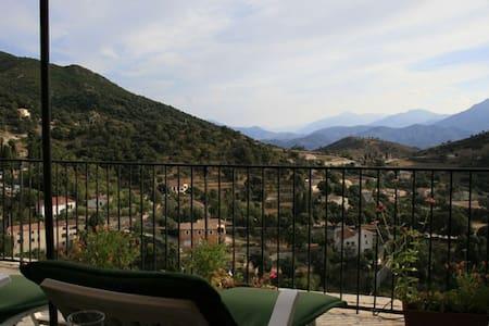 Wonderful flat in Balagne