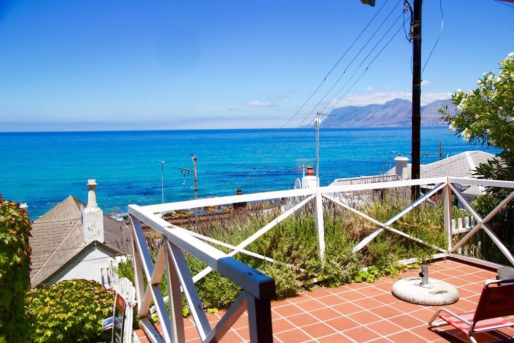 Beach Cottage With Gorgeous Views Cottages For Rent In Cape Town Western Cape South Africa