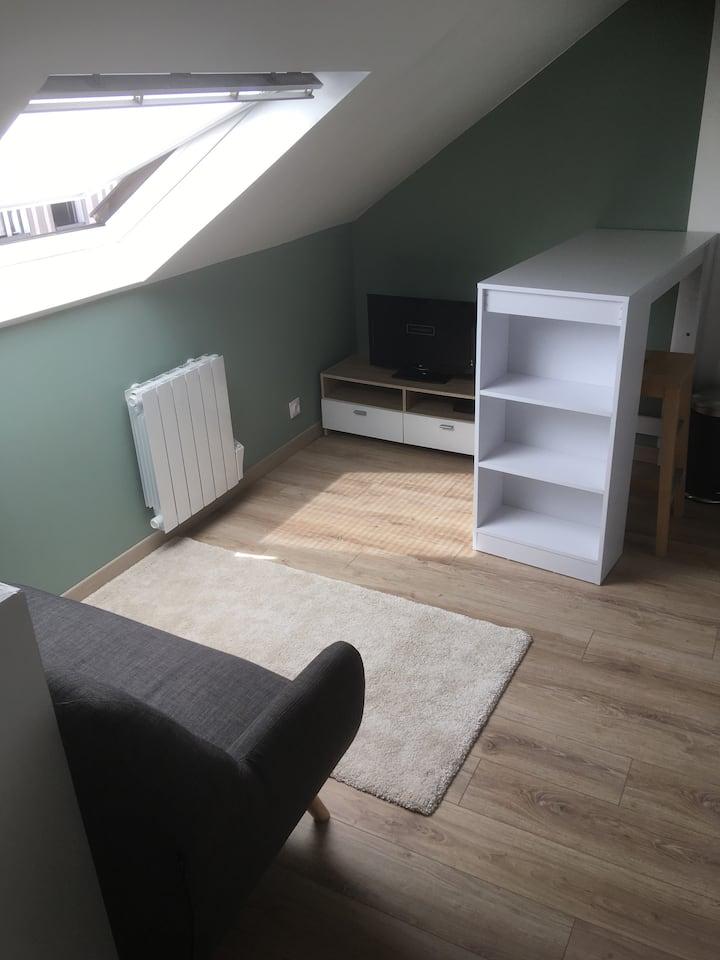 Appartement calme à proximité du centre de Rouen
