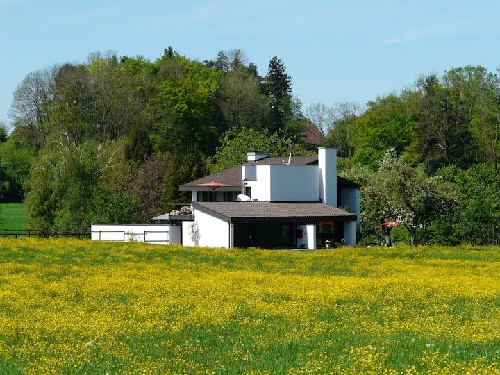 Freistehendes Studio in Naturschutzgebiet