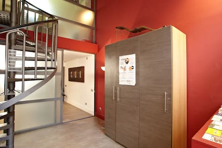 Loft Barcelona II  Example Derecho - Barcelona - Loft