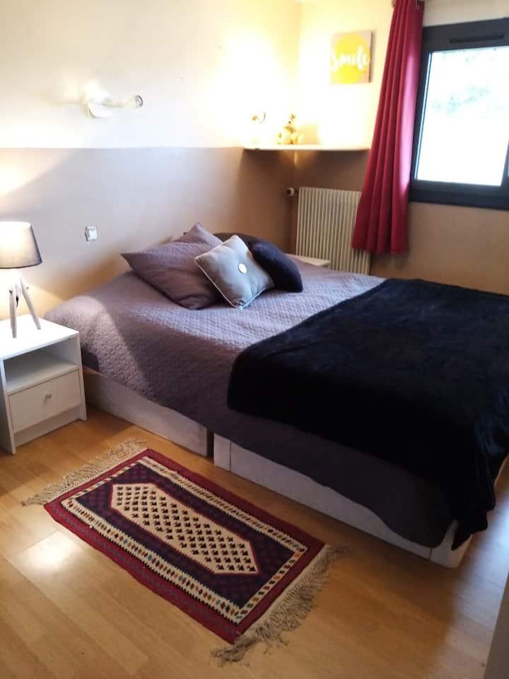 Belle chambre double LES SABLES D'OLONNE