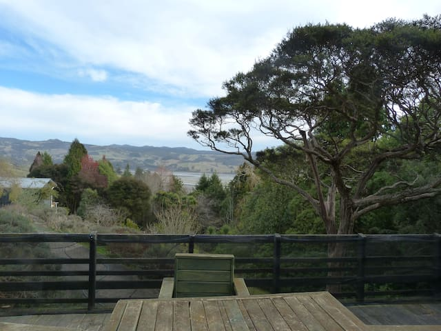 Bay View Holiday Apartment - Waitati - Leilighet