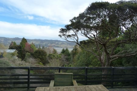 Bay View Holiday Apartment - Waitati - Pis