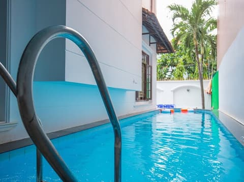 Alpha Villa 3 star *** Swiming pool 3F