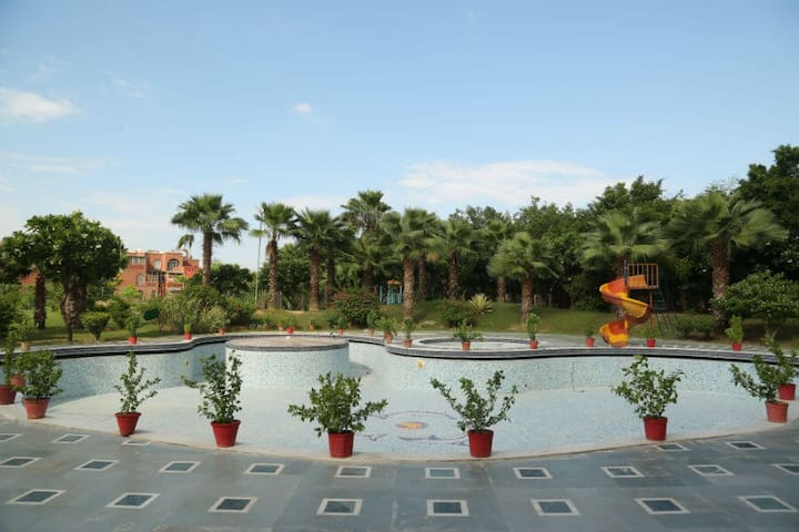 Enjoy LUXURIOUS STAY in Magsons Resort