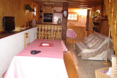 Appartement situé dans un chalet - Taninges - Chalet