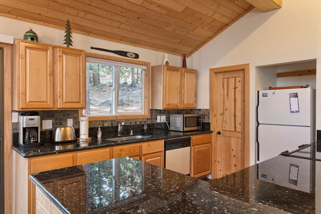 Knotty Pine Remodeled Tahoe Cabin Cabins For Rent In