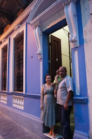 Hostal Cazares #2 - La Habana - Rumah