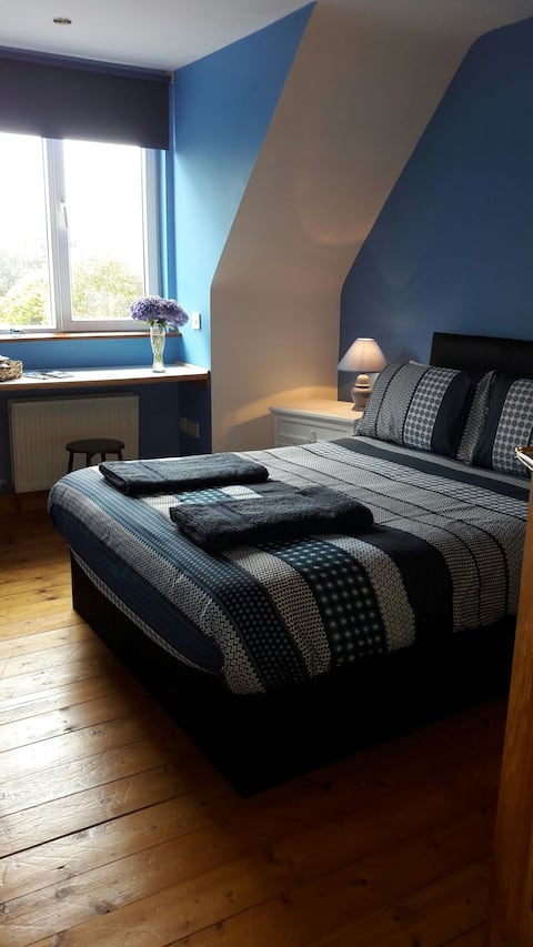 Quiet Cosy large double room #2. Kinsale